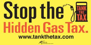 Tank the Tax Logo