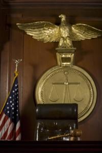 court room low