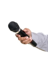 Microphone low