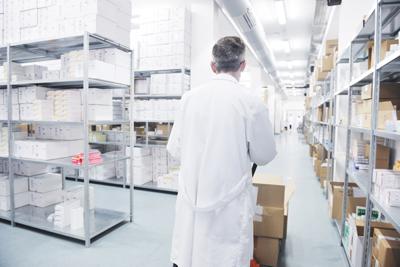 pharma facility