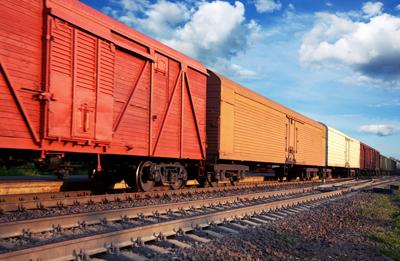 rail cars low